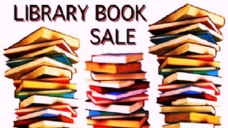 Fall library book sale